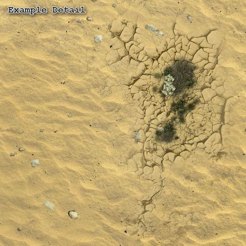 Example detail - Desert 021