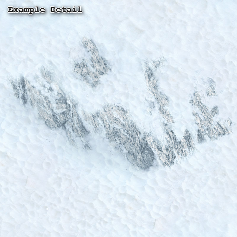 Example detail - Winter Snow 031