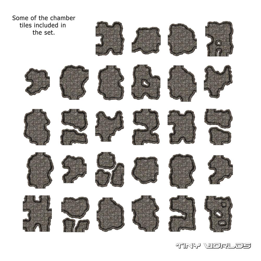 Cavern Chamber Tiles