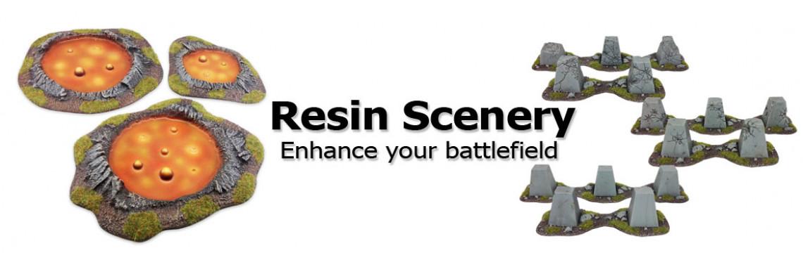 Resin Scenery