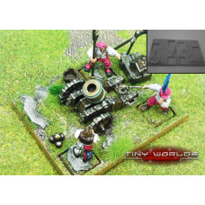 Artillery Movement Tray