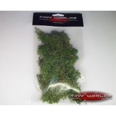 Lichen Foliage - Dark Green - Large Bag