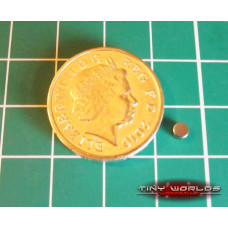 25 x 3mm x 2mm Neodymium Magnets (3x2mm)