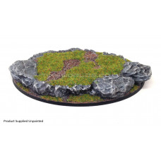 Giant Oval Rock / Slate Resin Base 170X105mm