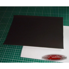"Self Adhesive ""Rubber Steel"" Sheet  - 1 Sheet"