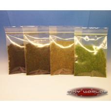 Static Grass - 4 Seasons Mix Pack